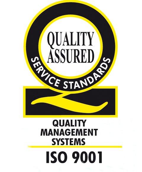 9001 logo